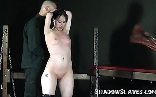 Tough Girl Whipped and Tit Tortured take Fae Corbin